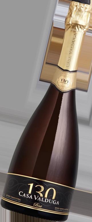 Um pouco sobre a vinicola Casa Valduga Um pouco sobre a vinicola Casa Valduga espumante 130