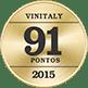 91 Pontos - Safra 2015
